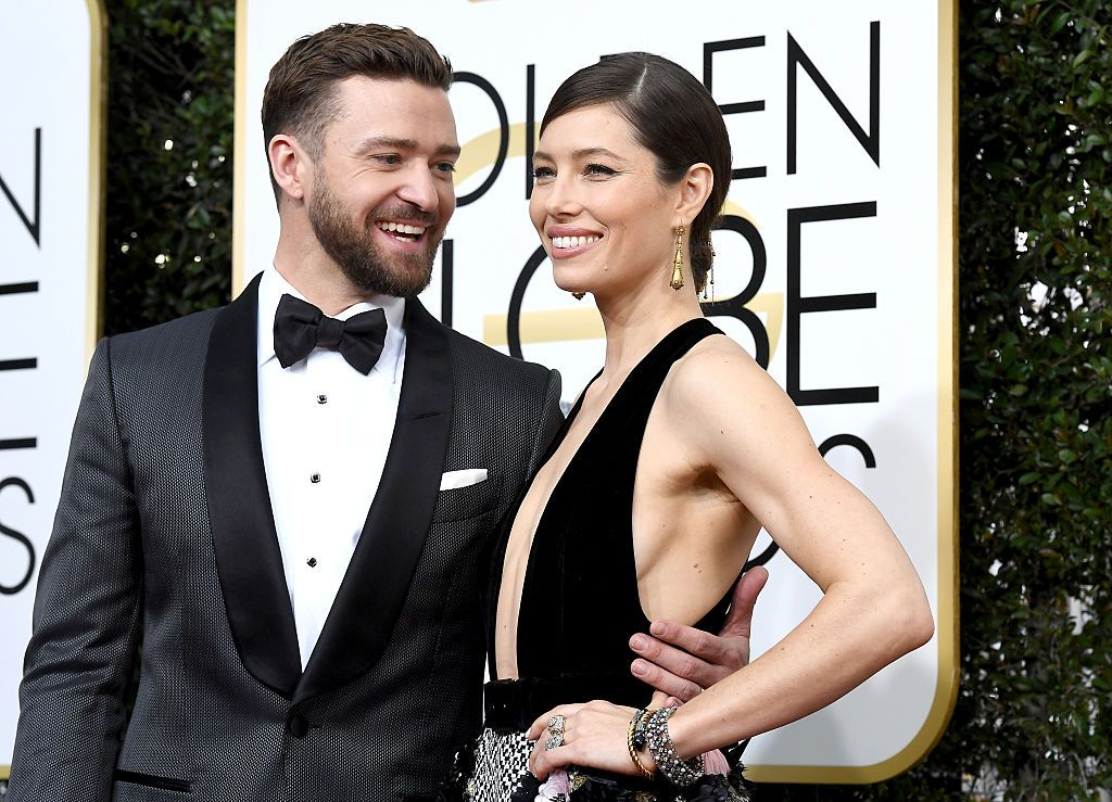 Jessica Biel And Justin Timberlake's Body Language Belongs In A Hall Of Fame
