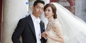 林志玲 &Akira台南婚禮婚紗照