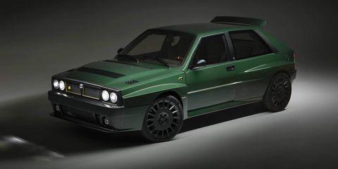 The Ultimate Lancia Delta Integrale Costs $350,000