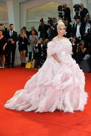 Lady Gaga at 75th Venice Film Festival