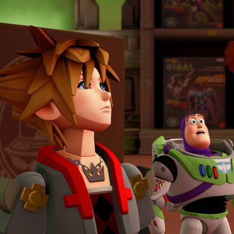 Kingdom Hearts 3 Is The Franchise S Infinity War Moment