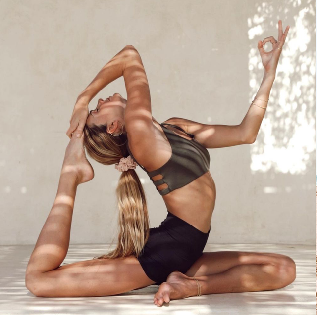 5組燃脂「瘦身瑜珈招式」瘦身 瘦小腹 減肥