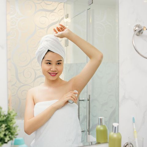 how to keep armpits from smelling