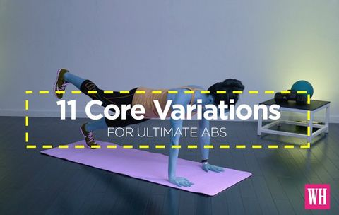 11 Core Variations for Ultimate Abs Strength