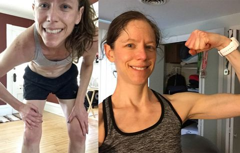7 Women Share The At-Home Workouts That Helped Them Get Fit