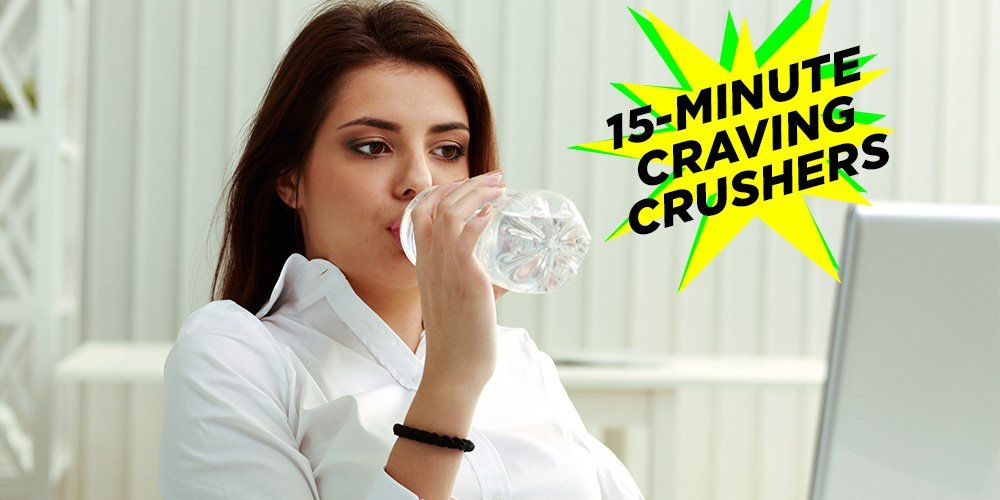 15 Ways to Get Rid of Cravings in 15 Minutes or Less