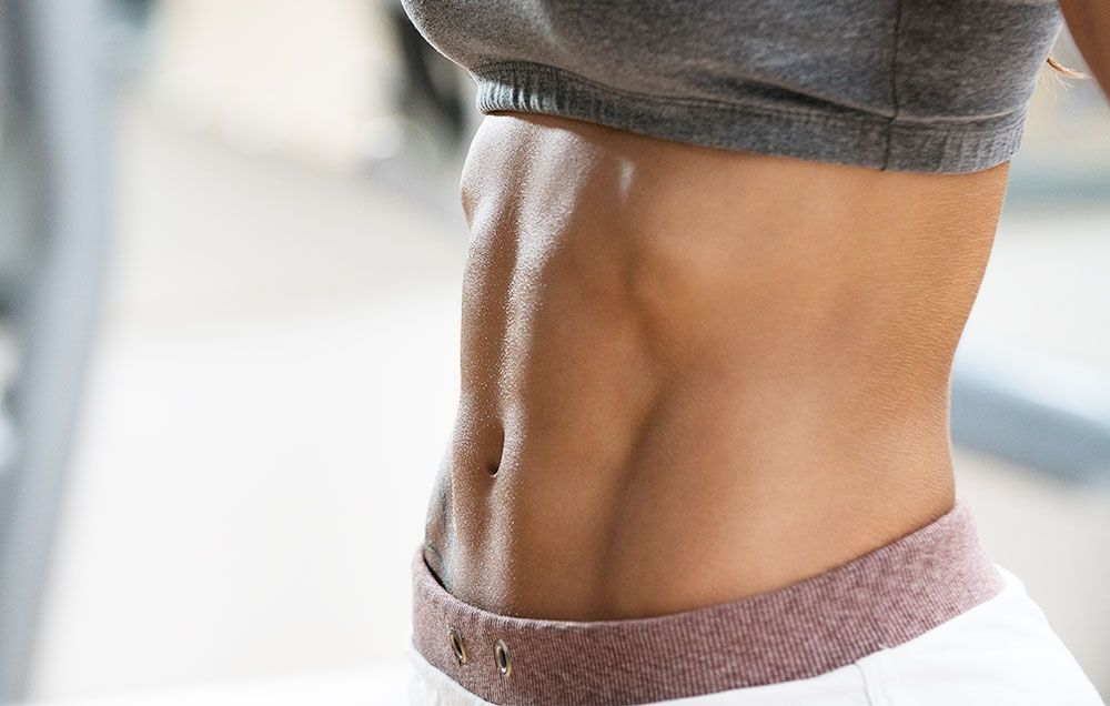 This 15-Minute Workout Will Help You Sweat Your Way To Flat Abs