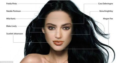 What the Perfect Woman Looks Like, According to Men—And Women