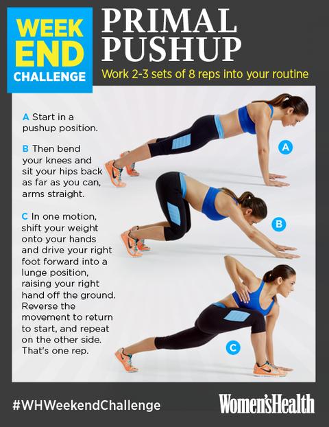 Primal 7 Makes Bodyweight Workouts Way More Fun