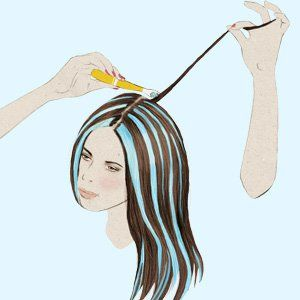 6 tips for giving yourself incredible at home hair highlights image solutioingenieria Gallery