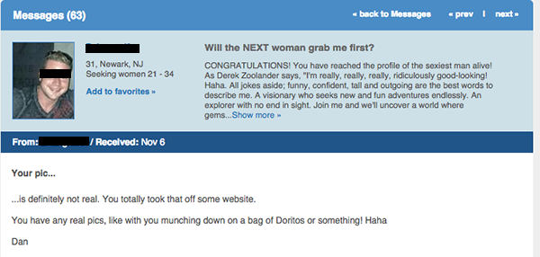 the best online dating messages