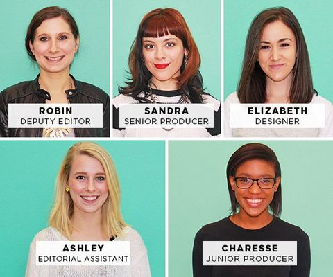 This Is What Happens When 5 Different Women Try The Same Easy Hairstyles From Pinterest