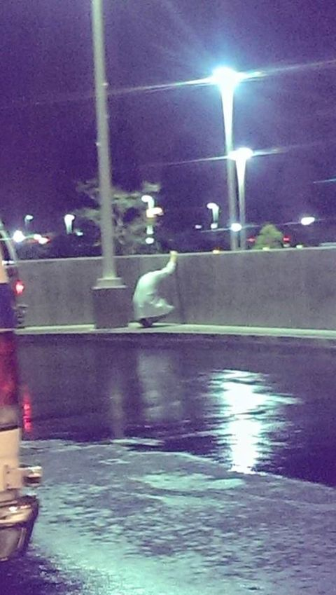 This Photo of a Doctor Grieving His Patient's Death Will Put Your Day in Perspective
