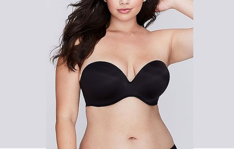8a3c57d365 Lane Bryant Multi-Way Boost Strapless Bra