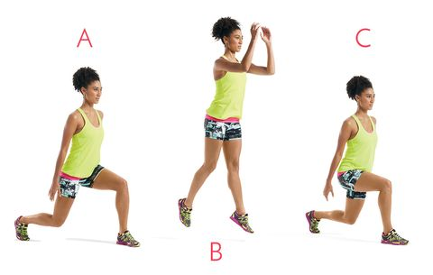 these 9 bodyweight exercises will help you get toned and
