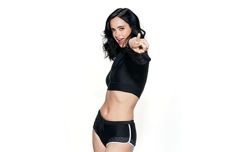 This Workout Transformed Krysten Ritter's Body From Slender To Badass-Level Sculpted