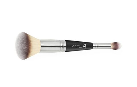 makeup brush sets how to use each brush  women's health