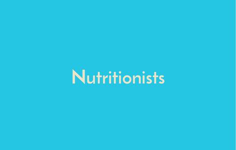 Sports nutrition diet planner