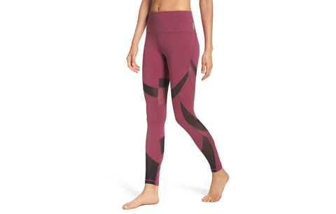 f3195c0483c388 Save 40 percent off this figure-flattering pair—a high waist always slims.  Mesh vents along the legs look cool, and keep you cool, too.