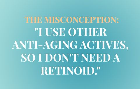Retinoid Myths You Should Stop Believing | Women's Health