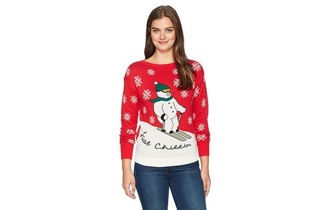 just chillin sweater