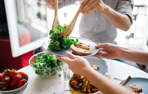 Jedzte kvalitné jedlo