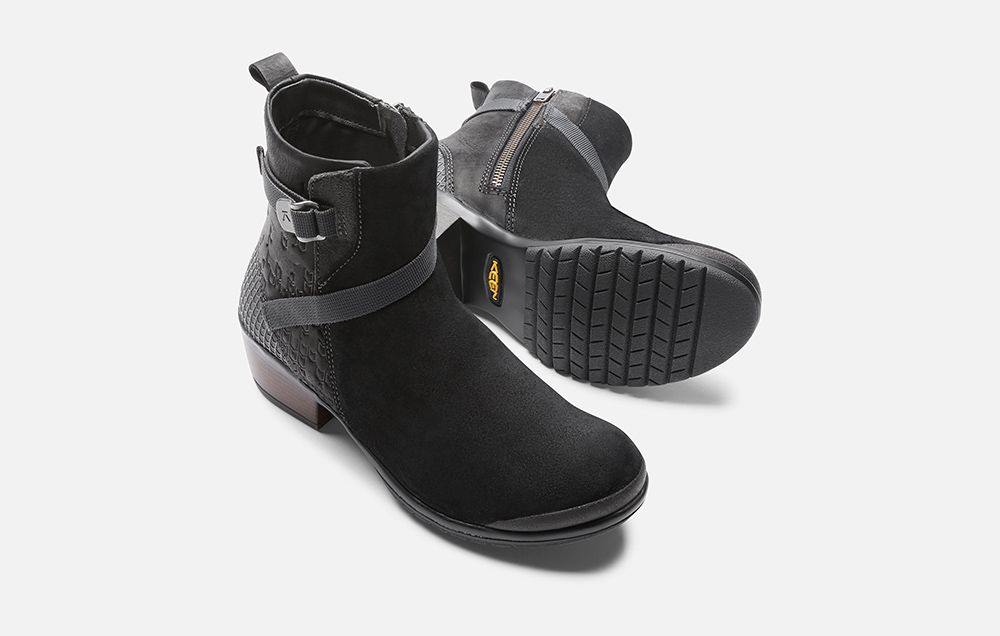 Best shoes for City Strolling: Morrison MID