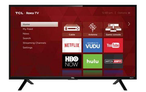 Roku 32 Inch LED Smart TV Walmart