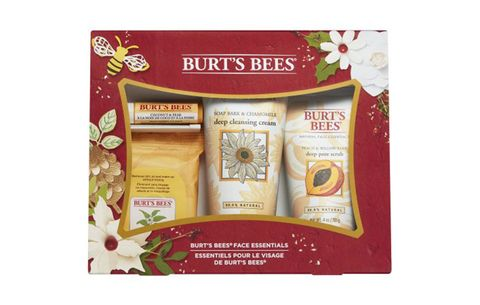 Burts Bees Face Essentials Holiday Gift Set Walmart