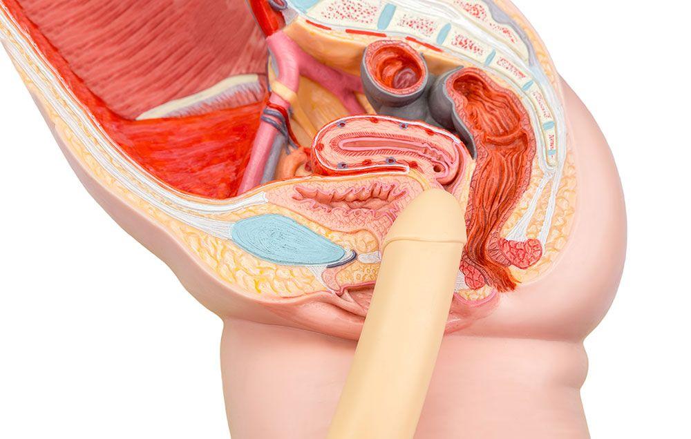 Can deeper penetration cause bleeding