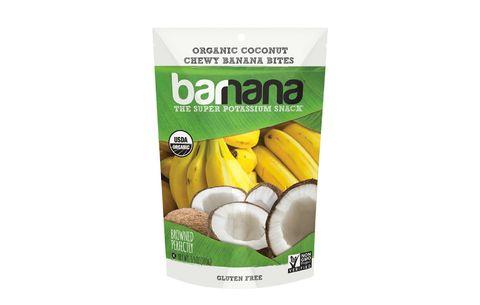 Barnana Organic Chewy Banana Coconut Bites