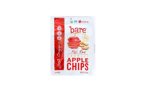 Bare Organic Crunchy Apple Chips