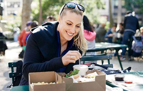 Jamie Greubel Poser diet
