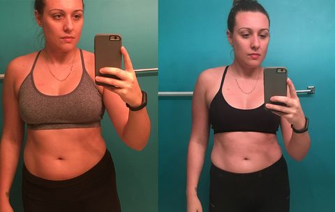 dukan diet results after 1 month