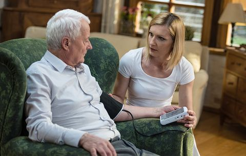 Family history of high blood pressure