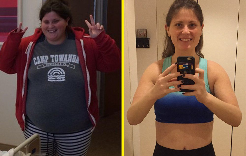 'This Workout Helped Me Break Through My Weight-Loss Plateau And Lose 80 More Pounds'