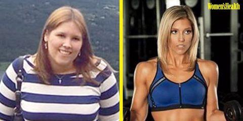 kelly simoneau weight loss