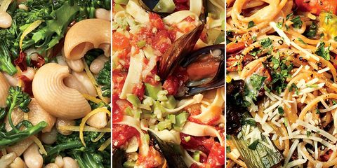 These Pasta Recipes That Are Totally Allowed on the Mediterranean