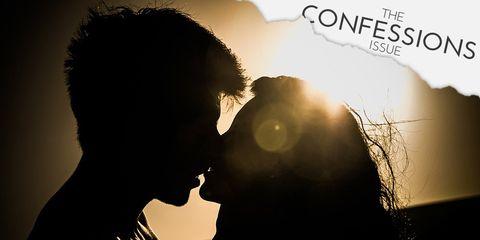 Intimacy between couple