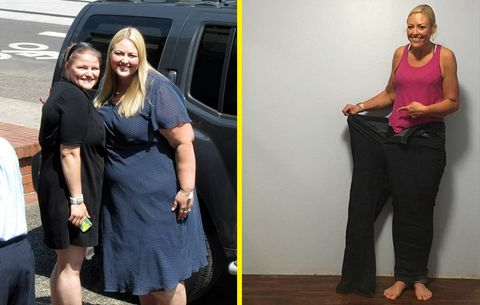 'This Is How I Lost Nearly 200 Pounds While Constantly Traveling For Work'