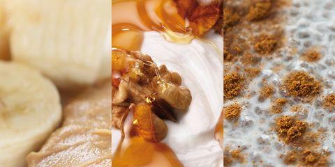 Snacks to help you de-bloat