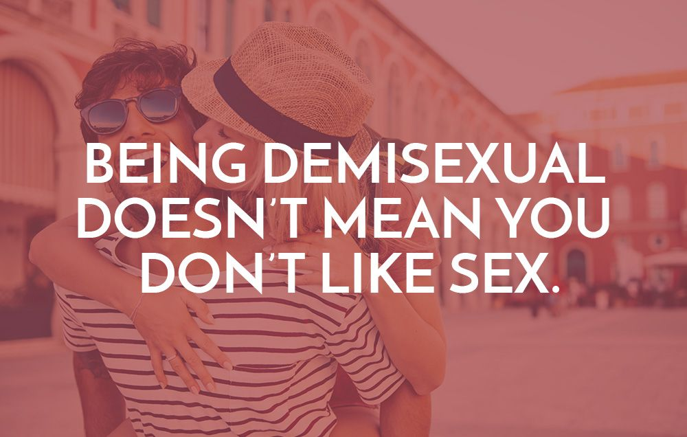Demisexuality resource center