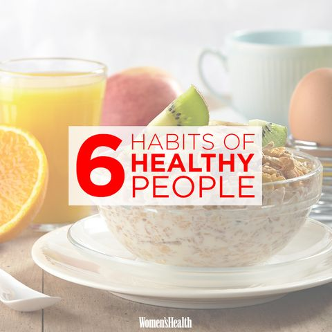 6 Things Healthy People Have in Common