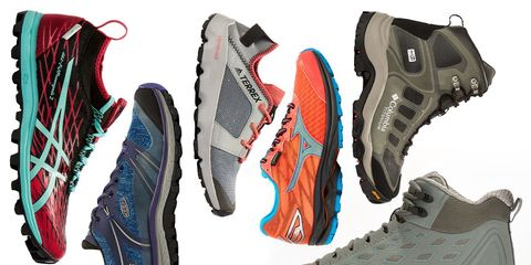 Best trail shoes