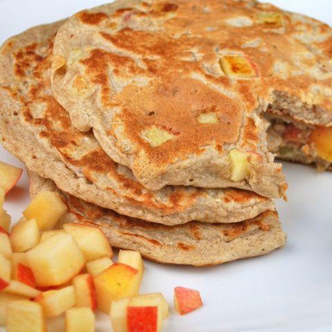 Food, Cuisine, Breakfast, Dish, Plate, Ingredient, Pancake, Recipe, Meal, Sweetness,