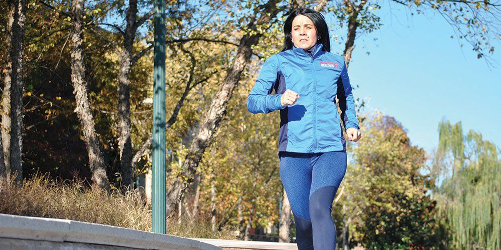 'I Ran 7 Marathons On 7 Continents In 7 Days—And I Have Brain Cancer'