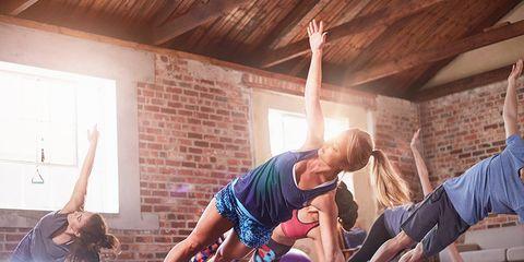 Burn more calories next yoga class