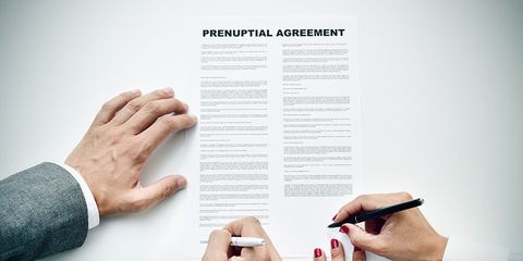 7 Women Who Signed Prenups Share Why They Did It