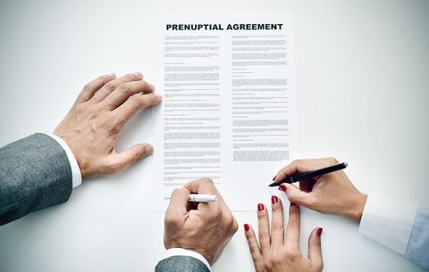 7 Women Who Signed Prenups Share Why They Did It Womens Health
