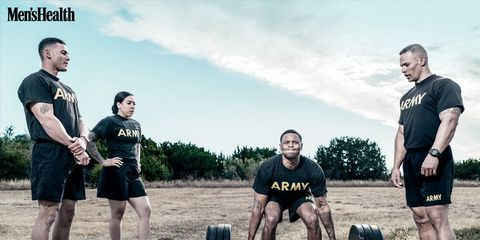 new army fitness test